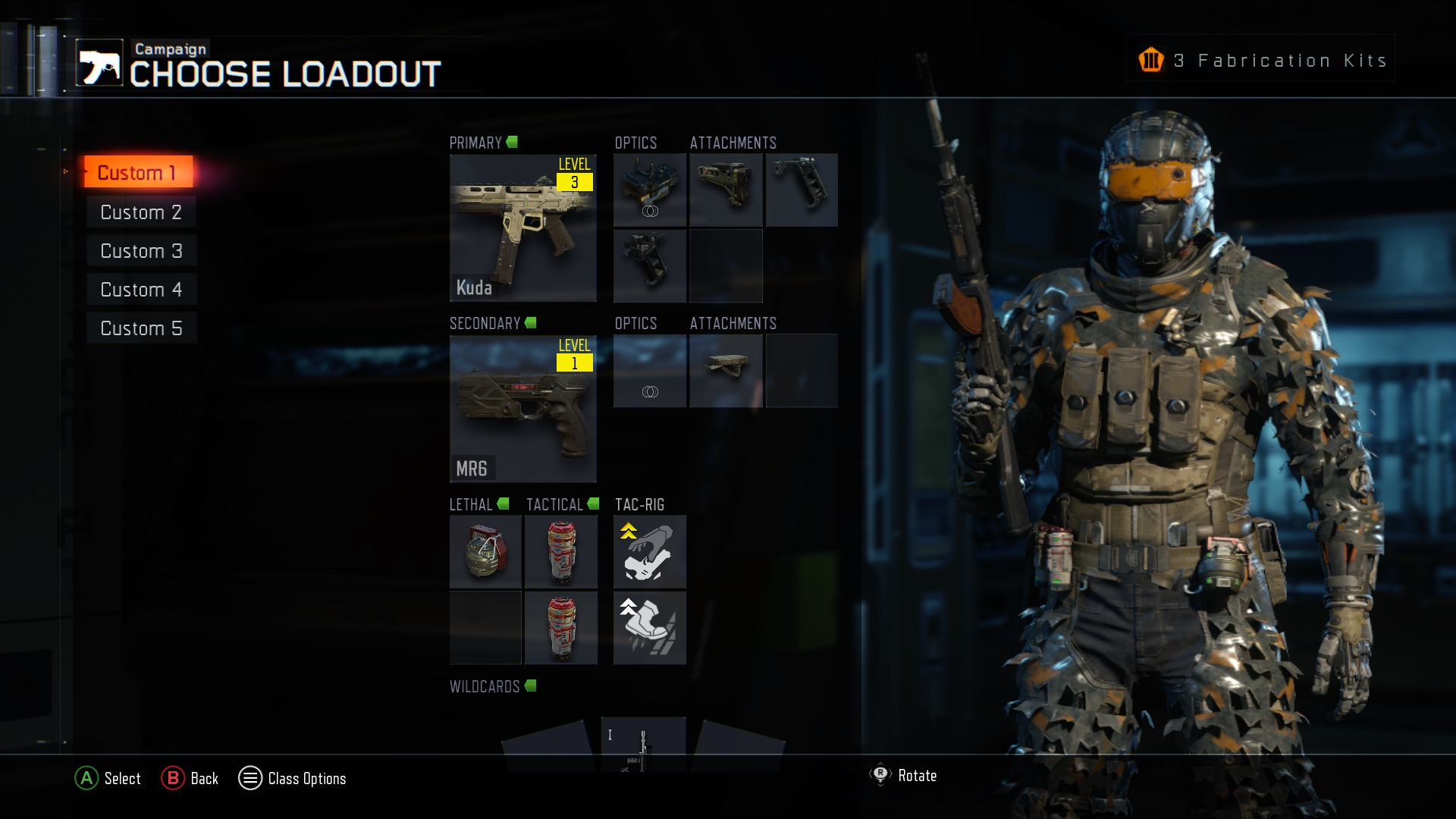 You should play the Call of Duty: Black Ops 3 campaign, seriously.