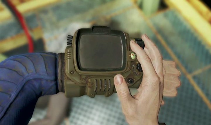 Fallout 4 Pip Boy Companion App Now Available
