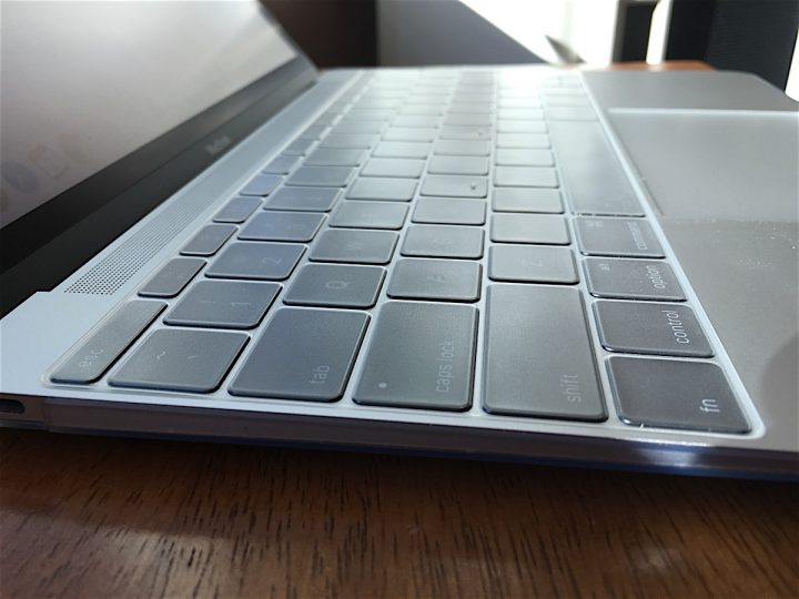 The Moshi Clearguard is a thin and well fitting keyboard cover, but it isn't something I will use long term.