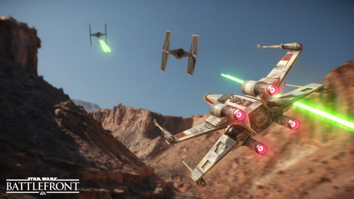 Save ahead of the Star Wars: Battlefront release date.