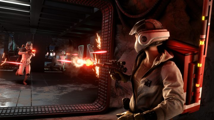 Play Star Wars: Battlefront Early