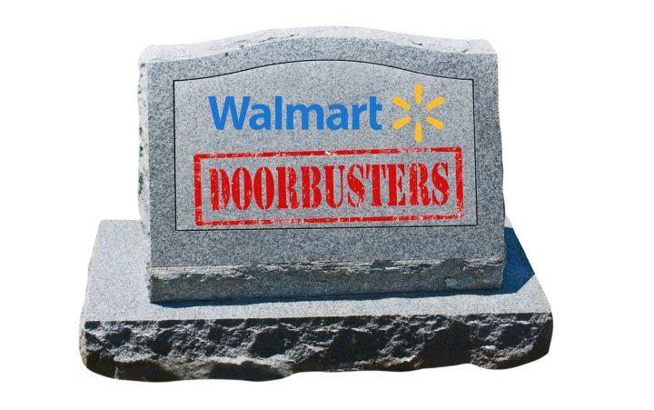 Walmart Black Friday 2015 Doorbusters