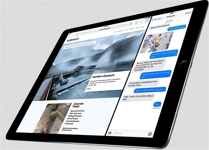 What to expect from the iPad Pro release date.