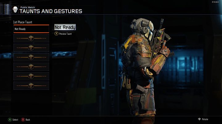 Learn how to add camo to a Showcase Weapon in Call of Duty: Black Ops 3.