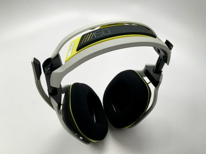 Astro A50 Review - Xbox One Headset - 8