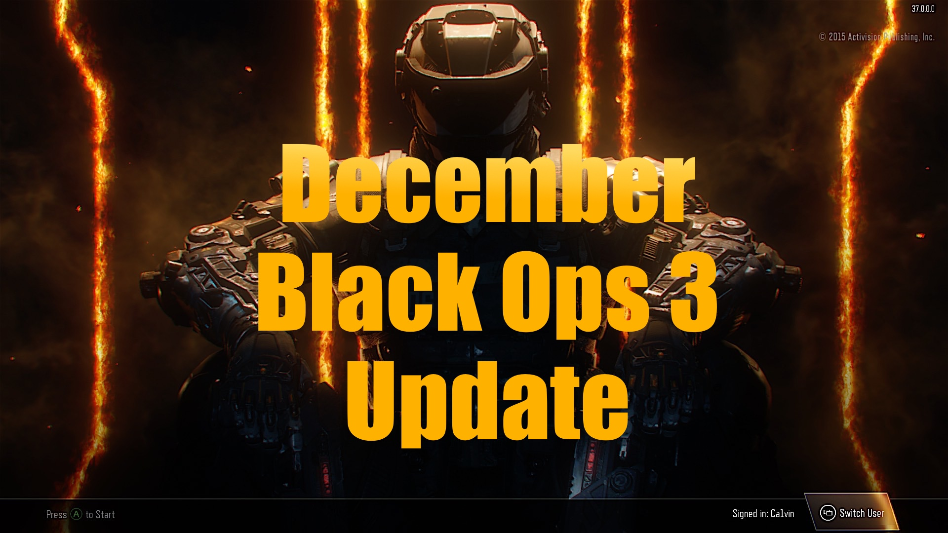 What to expect from the December Black Ops 3 update.
