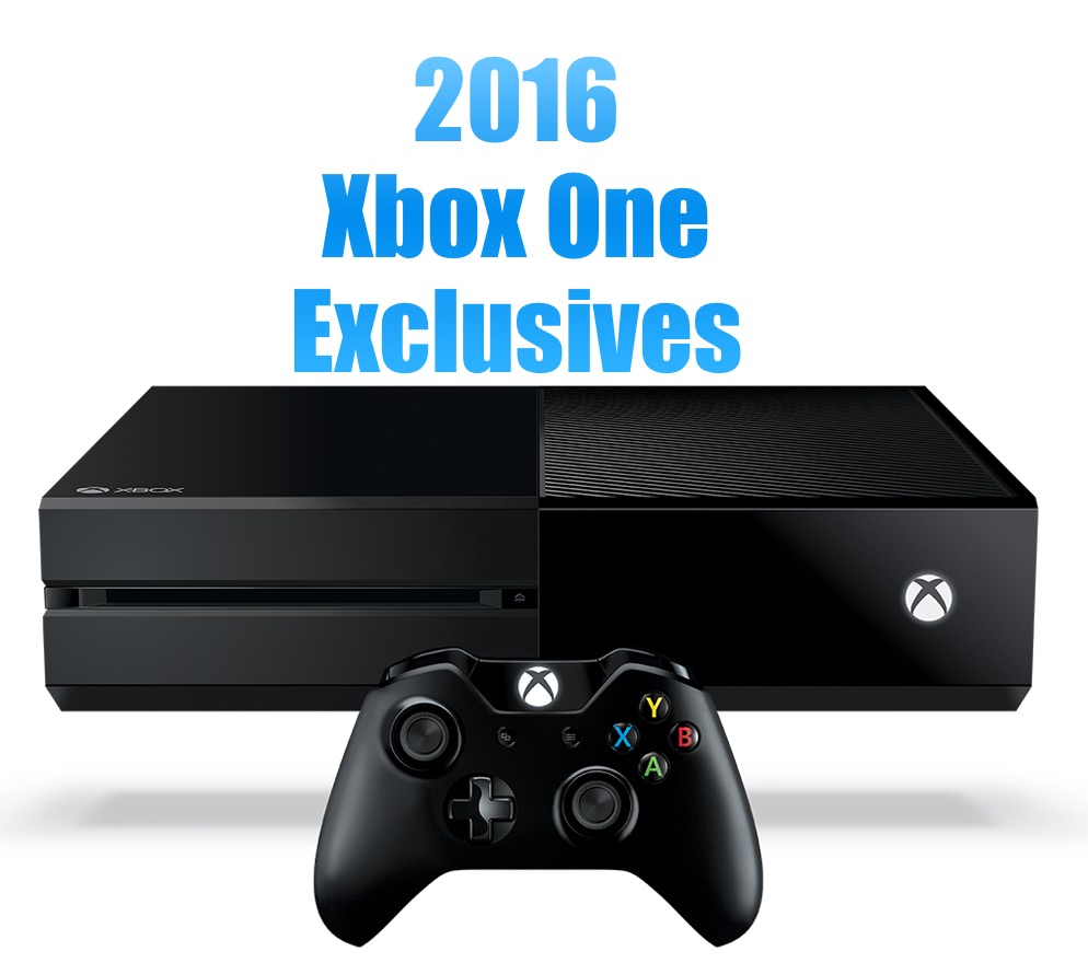 Check out these exclusive Xbox One games for 2016 that have us excited already.