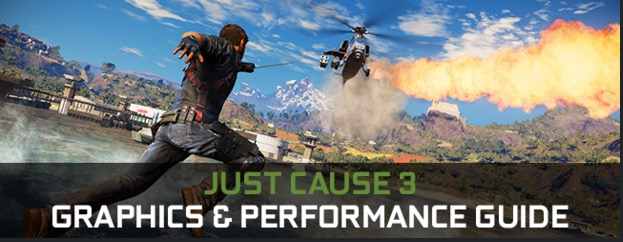 Just Cause 3 Graphics