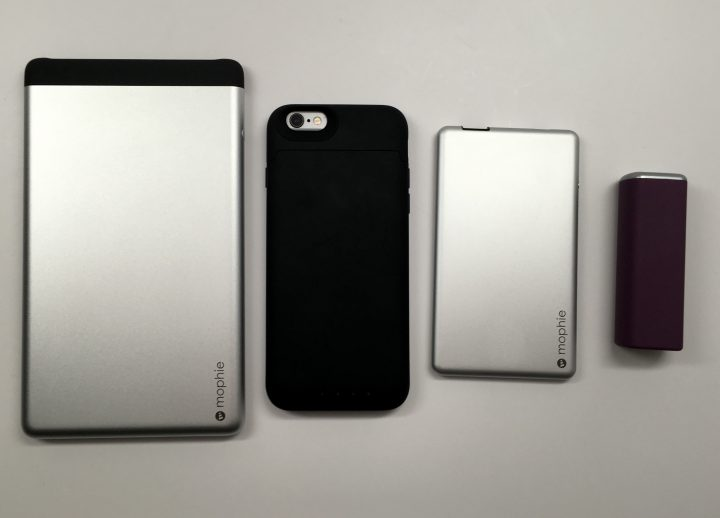 You may not need all of these batteries, but now you can pick the size and features you need to stay charged and connected.
