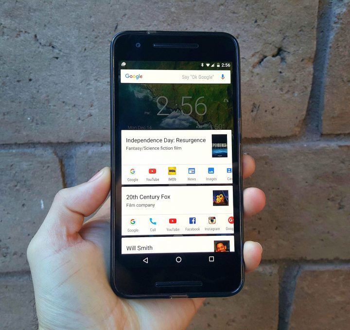 Nexus 6P-Now-on-tap