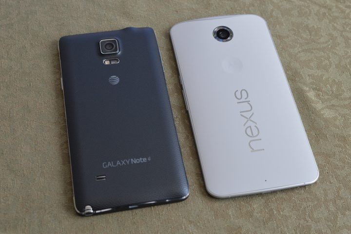 Alleged Galaxy Note 4 Marshmallow Update Leak