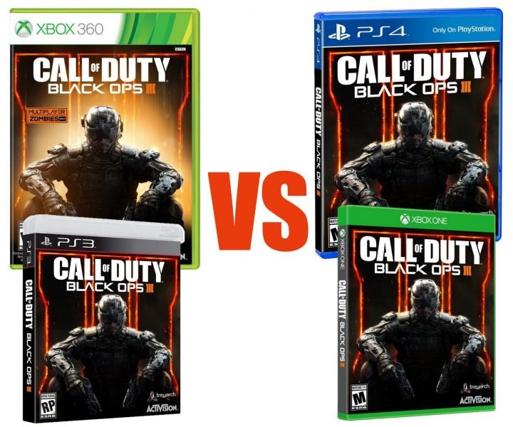 Reasons Not to Buy Black Ops 3 for Xbox 360 or PS3