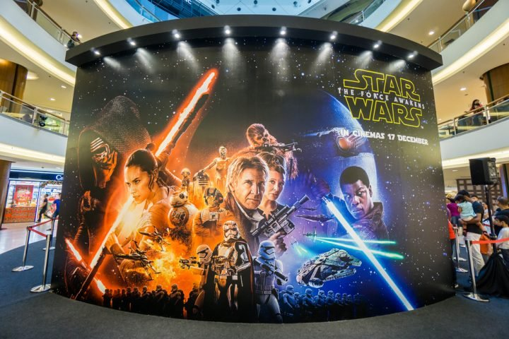 What we know about the Star Wars The Force Awakens iTunes release date. Aaron Lim / Shutterstock.com