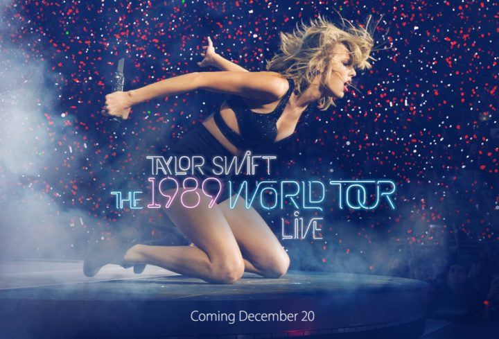 What fans need to know about the Taylor Swift 1989 World Tour Live release date.