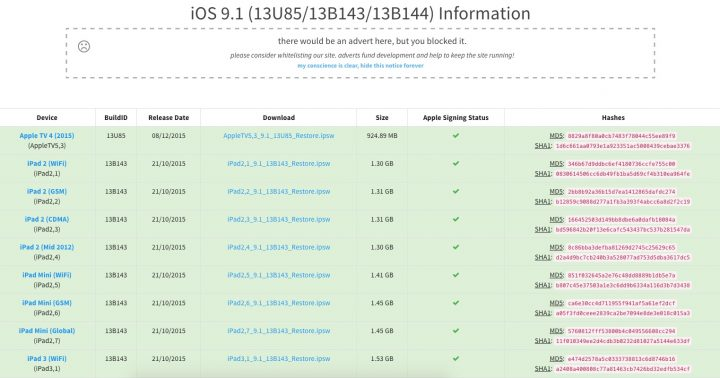 downgrade-to-ios-9.1-4