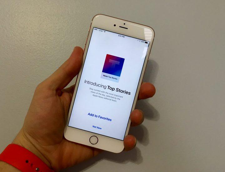Apple News Top Stories