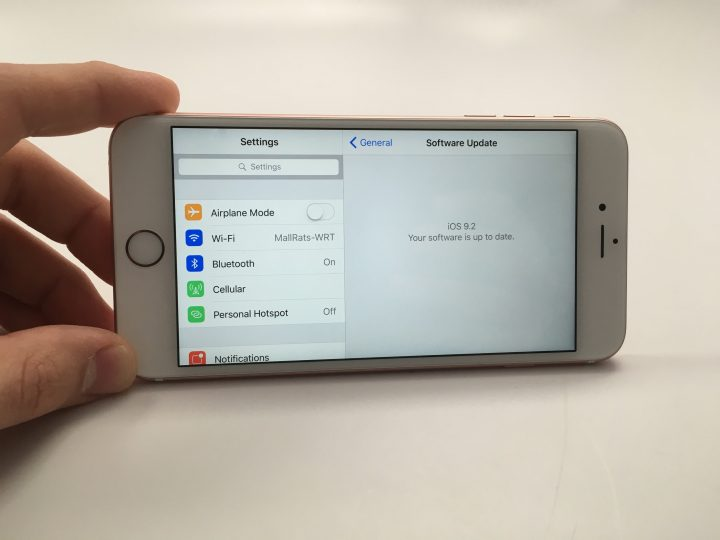 Get Familiar with iOS 9.2