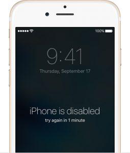 iphone6-ios9-passcode-error-disabled