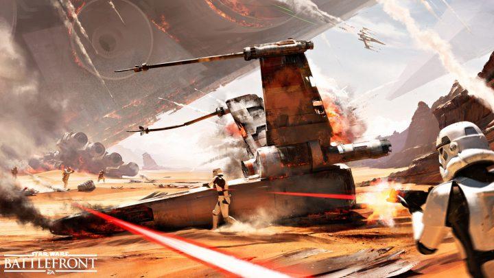 Star Wars Battlefront Battle of Jakku Release Date