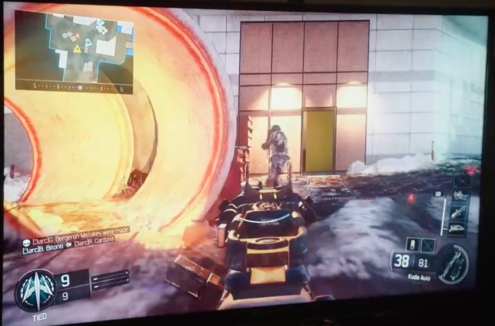 Rise Black Ops 3 Map Video & Gameplay