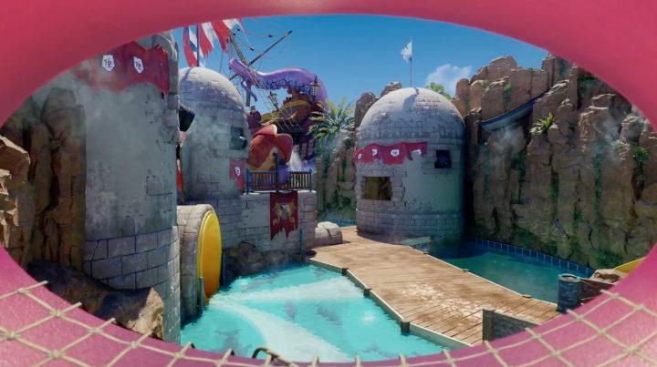 Splash Black Ops 3 Map Video & Details