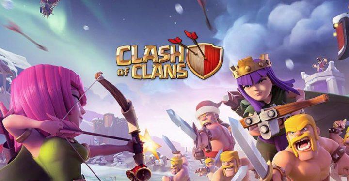 Clash-screen