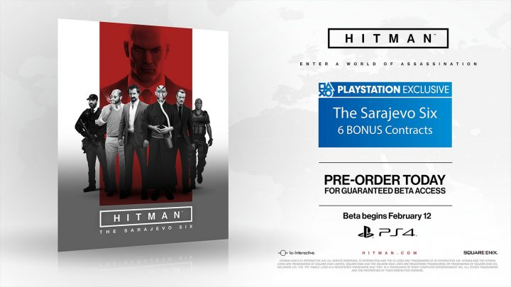 Hitman Beta Release Date