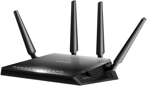 Netgear Nighthawk X4S AC6200 Smart WiFi router CES 2016