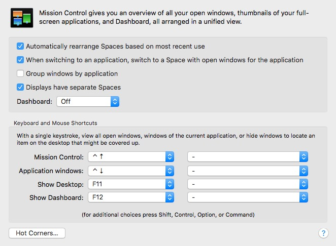 OS X El Capitan Split View Problems