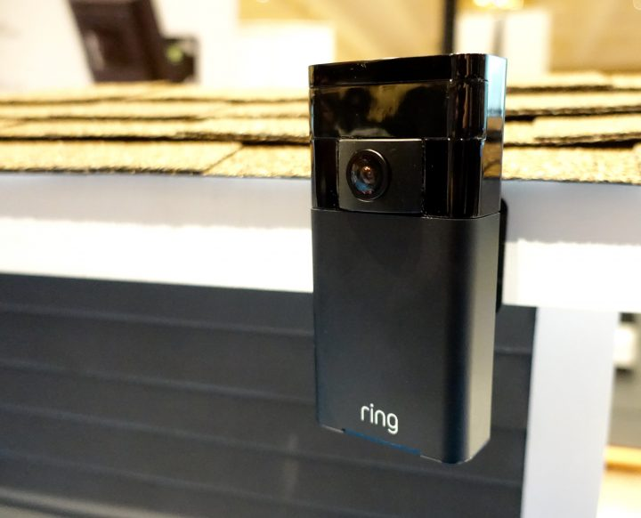 Ring Stick Up Cam - 2