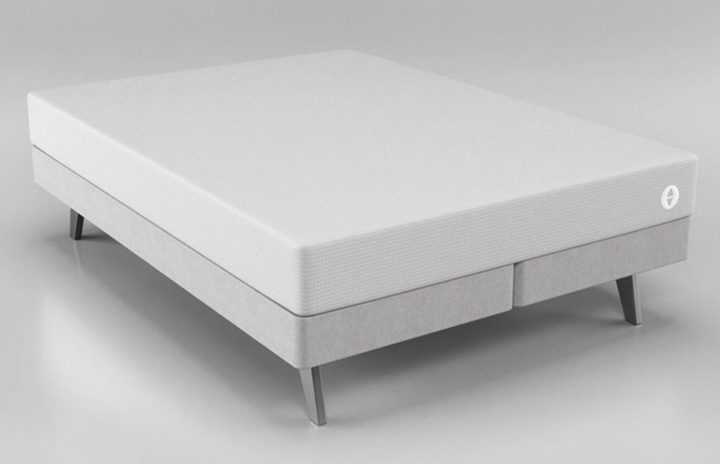 The Sleep Number it Bed tracks your sleep and offers suggestions for better sleep.