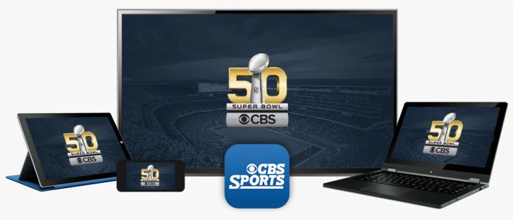 What you need to know about the Super Bowl 50 streaming options.
