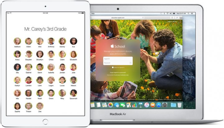 iPad Multi-User Options for Education