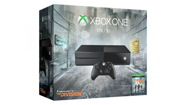 Xbox-One-The-Division-1TB
