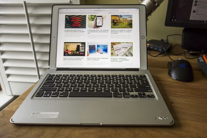 Zagg SlimBook for iPad Pro_11