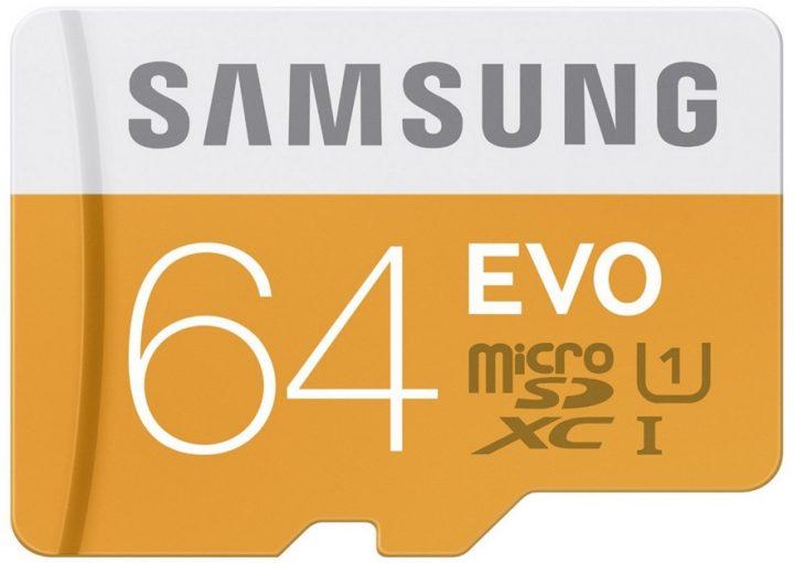 Get a Good MicroSD Card