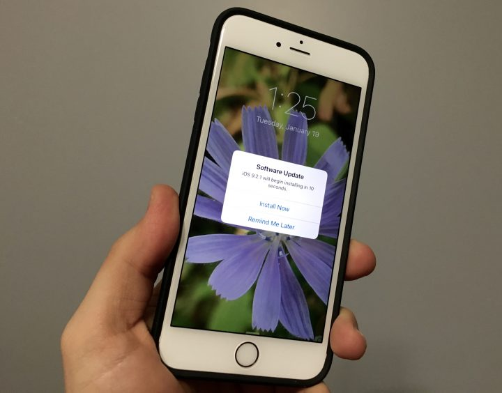 These are the important details you need to know about the iPhone 6s Plus iOS 9.2.1 update.