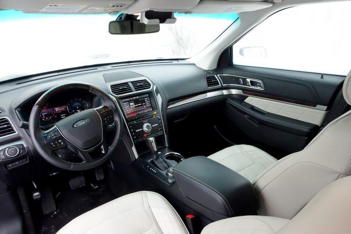 2016 Ford Explorer Platinum Review - 3