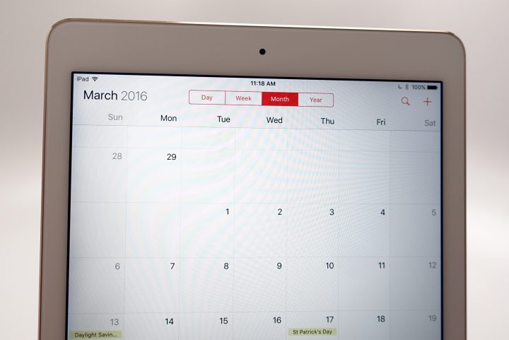 iPad Air 3 Release Date Announcement