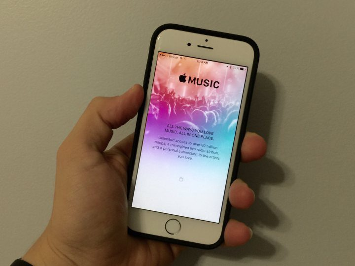 Apple Music Changes in iOS 9.3