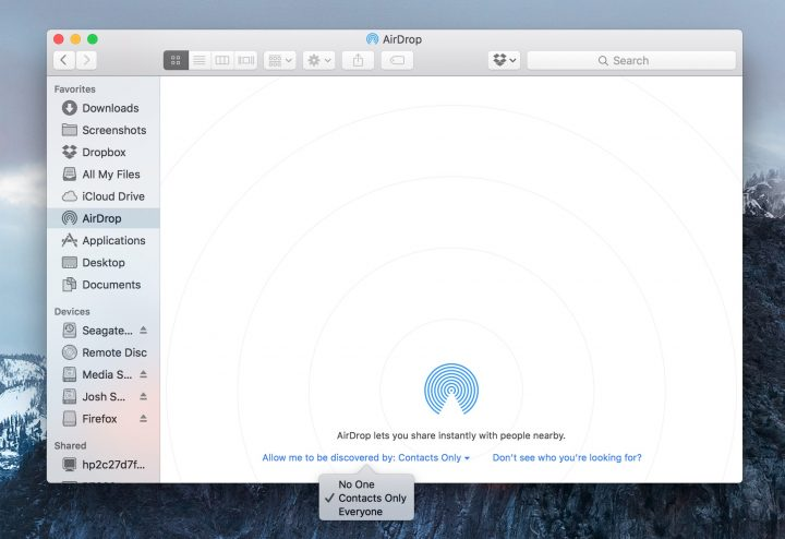 Fix common AirDrop not working problems on your Mac.