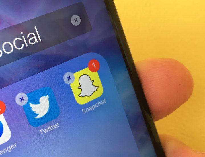 The fastest way to fix many Snapchat errors.