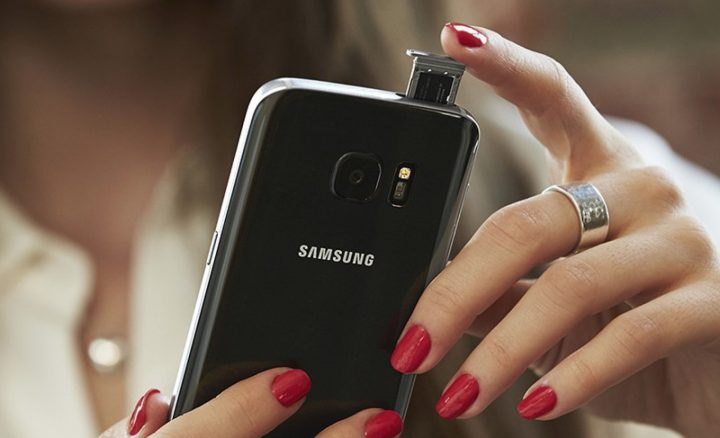 Galaxy S7 Storage and Micro-SD Slot
