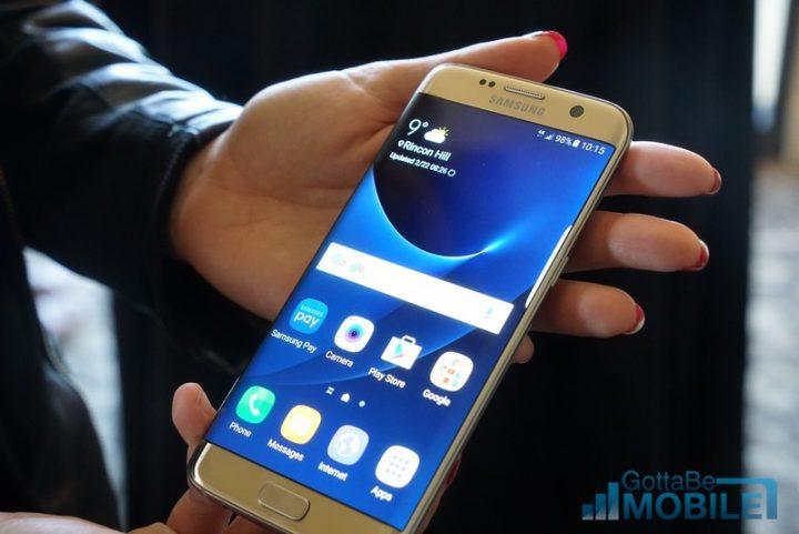 Galaxy S6 Edge vs Galaxy S7 Edge: Design