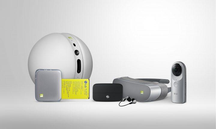 LG H3 by B&O