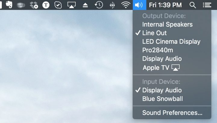 How to fix Mac sound problems.