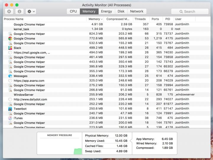 How to fix a slow Mac.