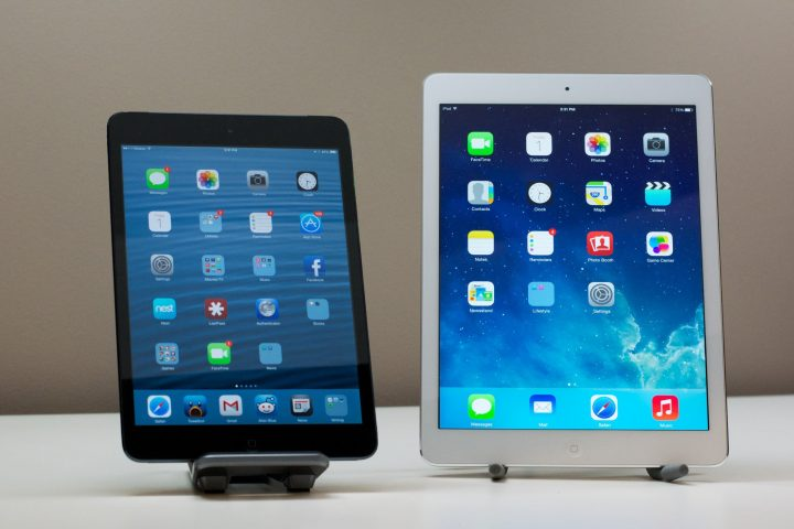 Don't Expect the iPad mini 2 & iPad Air to Survive
