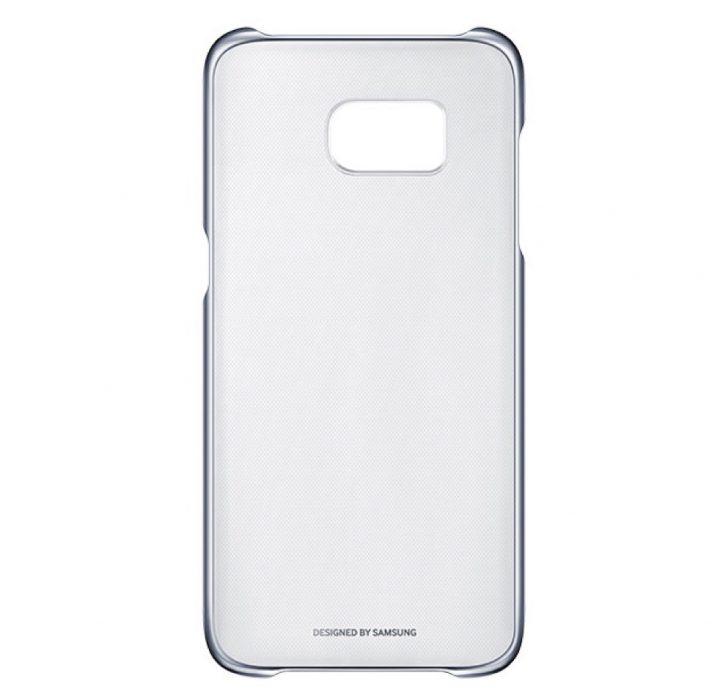 Galaxy S7 Edge Clear Cover Case