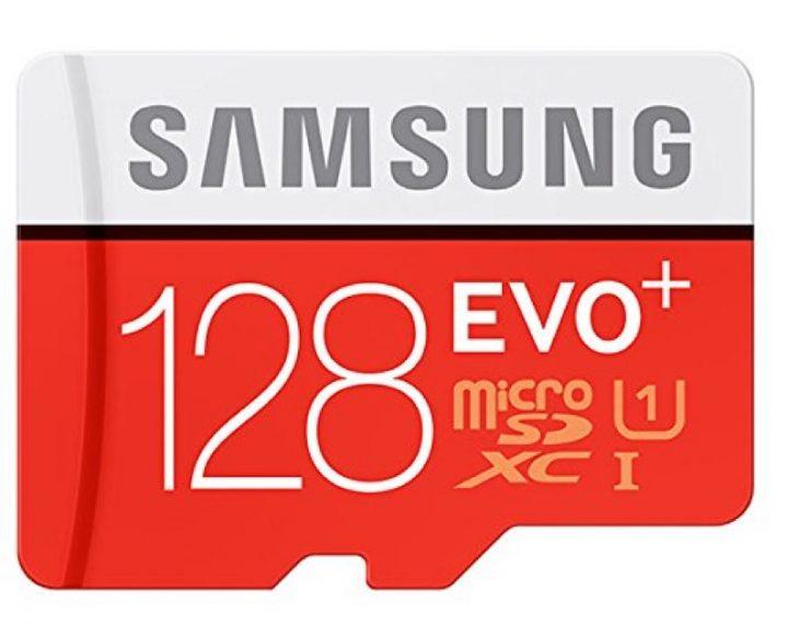 Samsung 128GB Micro-SD EVO+ Class 10